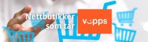 Nettbutikker der du kan betale med Vipps