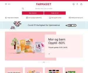 Farmasiet nettbutikk