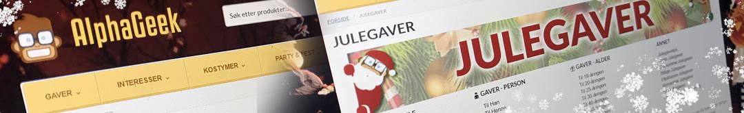 Julegaver på AlphaGeek.no
