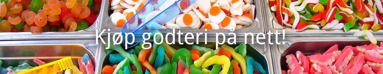 Kjøpe godteri på nett