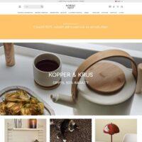 Nordic Nest nettbutikk