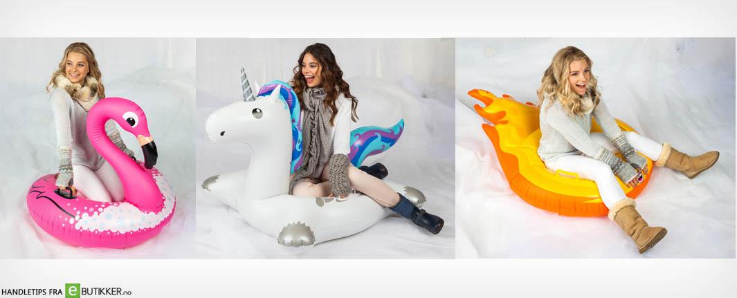 23 kule vinterleker, snøleker og utstyr til akebakken og isen! (2020) 2