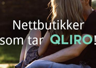 Nettbutikker som tar Qliro! (2019)
