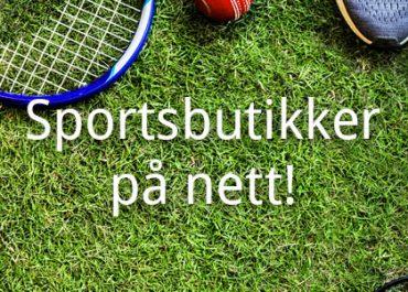 15 Sporty sportsbutikker på nett! (2019)