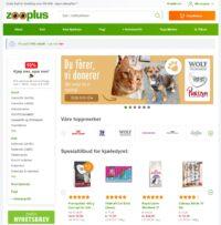 Zooplus nettbutikk