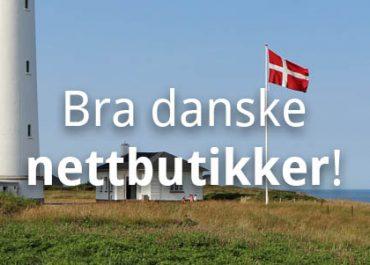 Anbefalte Danske nettbutikker! (2019)