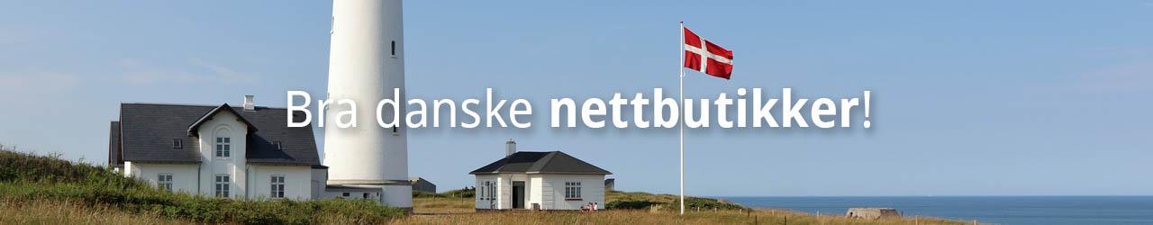 Anbefalte Danske Nettbutikker!