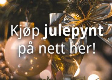 Kjøp julepynt på nett i disse butikkene! (2019)