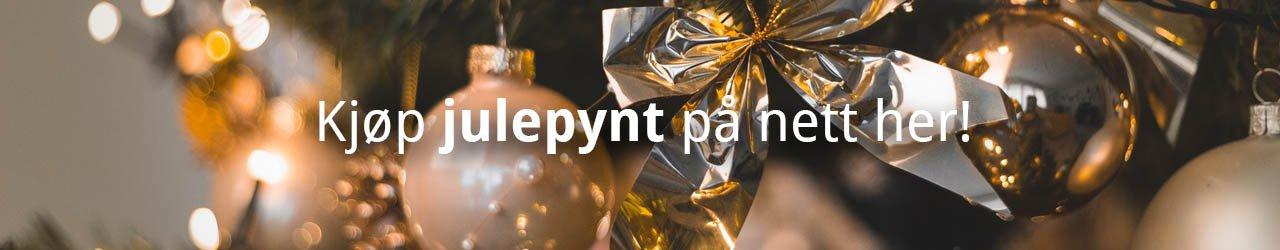 Julepynt på nett