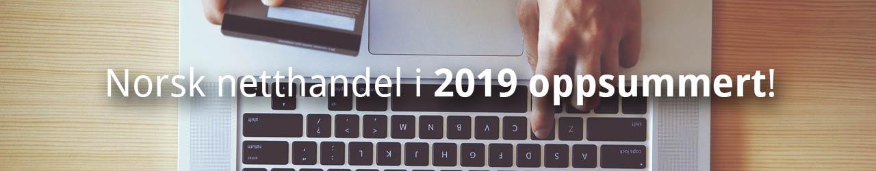 Norsk ehandel 2019 rapport