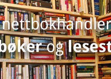 10 nettbokhandlere med bøker og lesestoff! (2020)