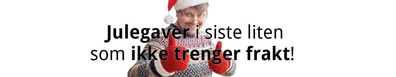 julegaver_som_ikke_trenger_frakt