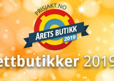 Her er Prisjakts nettbutikk-vinnere i kåringen 2019!