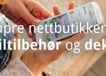 10 Supre nettbutikker med mobiltilbehør og deksler! (2020)