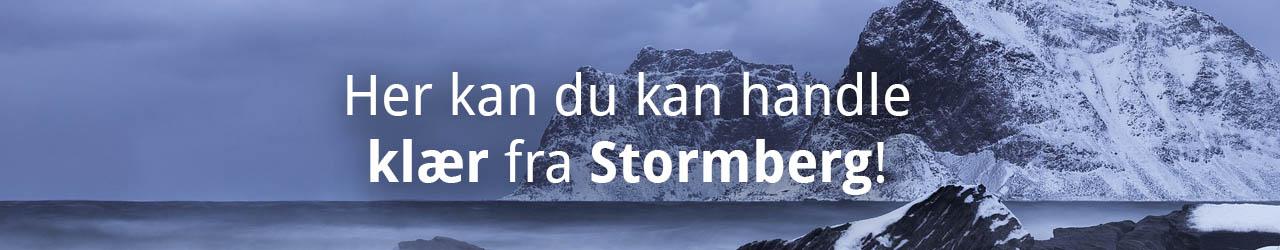Kjøp Sports- Og Turtøy Fra Stormbergs Nettbutikk!