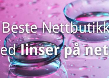 10 Beste Nettbutikker med Linser på nett! (2020)