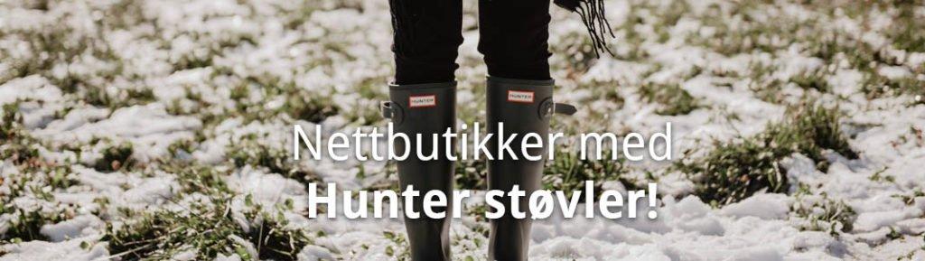 nettbutikker_med_hunter_støvler
