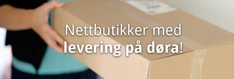 nettbutikker_med_levering_på_døra
