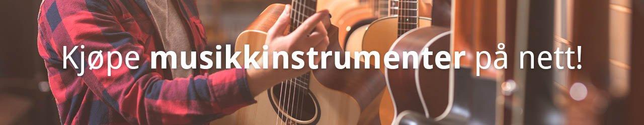 musikkinstrumenter_på_nett