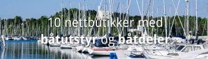 nettbutikker_båtdeler_båtutstyr