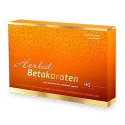 Herbal Betakaroten HQ Gratis Vareprøve