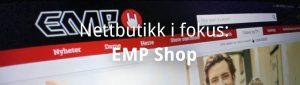 Anmeldelse EMP Shop