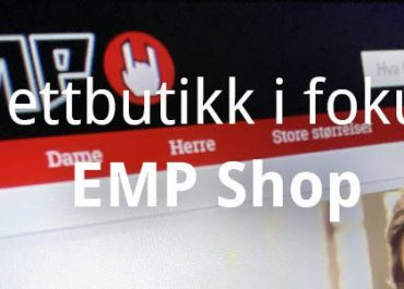 EMP Shop er en magisk nettbutikk for merch! (2020)