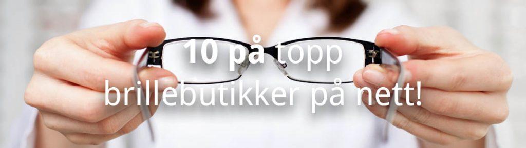 beste brillebutikker på nett