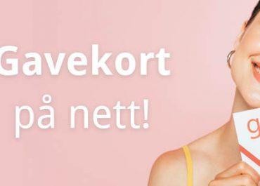 84 Populære nettbutikker med Gavekort på nett! (2020)