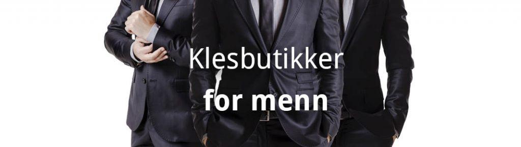 klesbutikker_for_menn