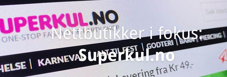 En Superkul nettbutikk med mye superkult, festlig og fint! (2020) 1