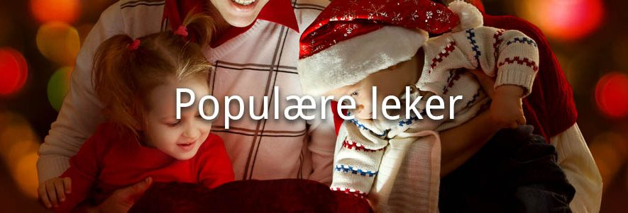 leker_som_er_populære