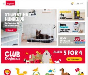 Dogman nettbutikk