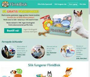 Klikk her for å lese mer om FlinkBisk