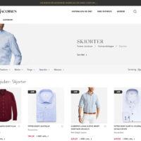 Ferner Jacobsen skjorter