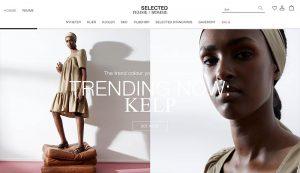 Selected Femme nettbutikk