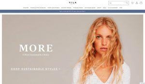 Vila Clothes nettbutikk