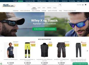 Billige Arbeidsklær nettbutikk