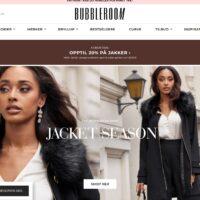 Bubbleroom nettbutikk