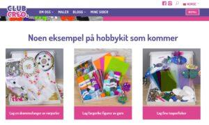 club_creo_eksempler_hobbykit